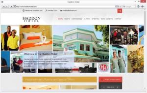 Haddon Hotel 1